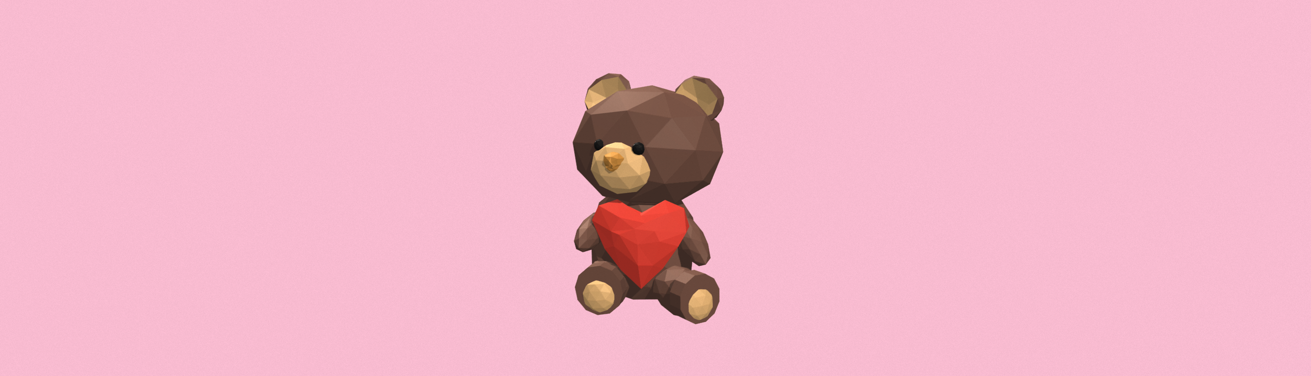 Valentine's Bear, Joyce Lee
