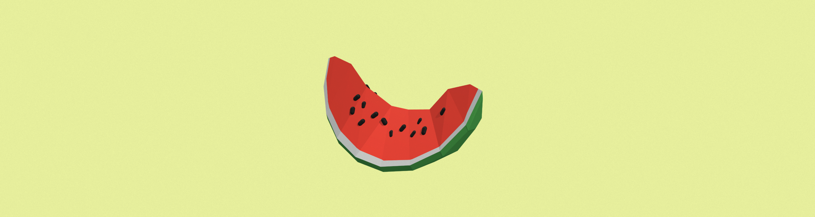 Slice of Watermelon, Jarlan Perez