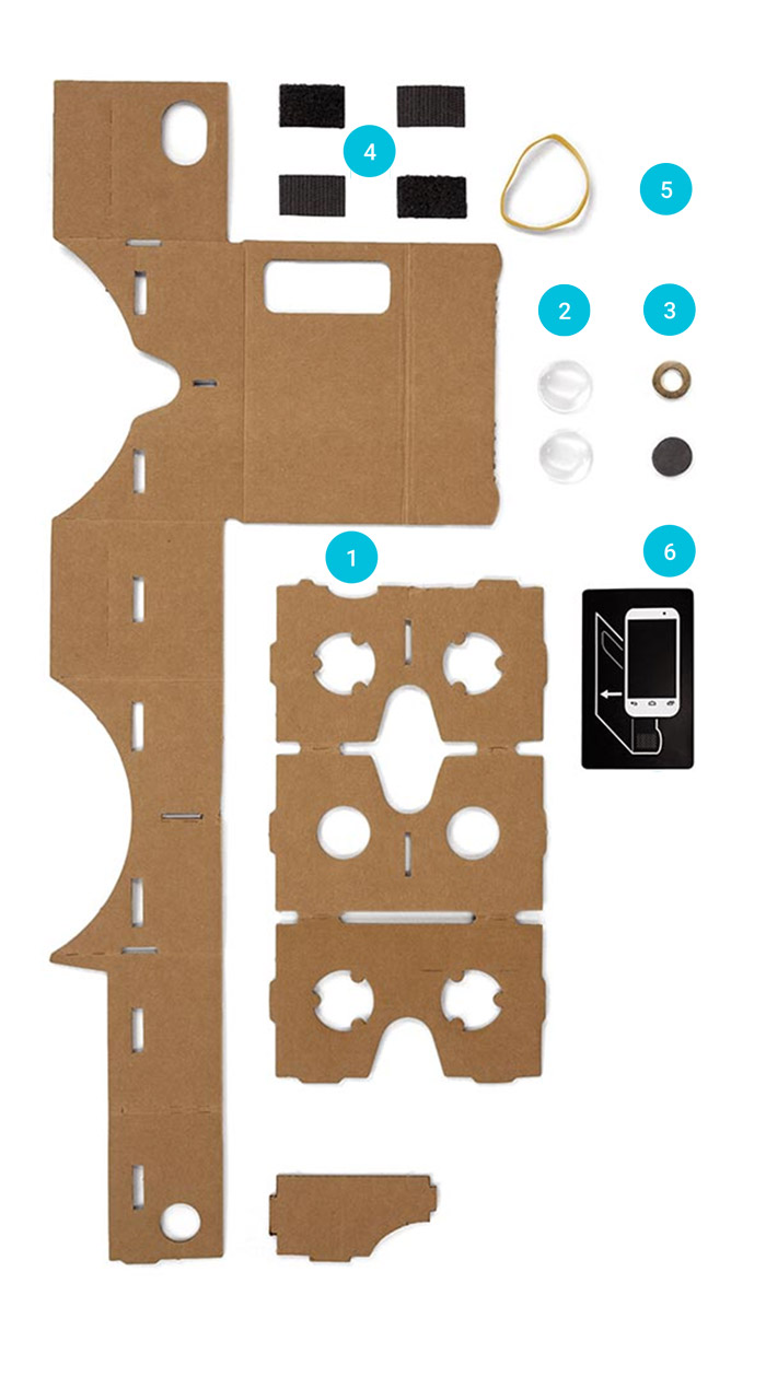 get cardboard google vr. Black Bedroom Furniture Sets. Home Design Ideas